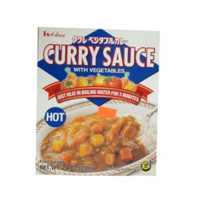 House-Curry Sauce Hot 210g(3분카레)