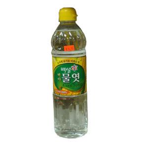 백설 흰 물엿 1.2kg