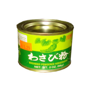 Hime 와사비 가루 캔 56g