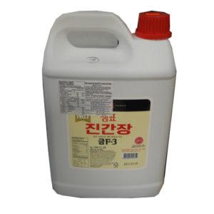 샘표 금F3 진간장 - 5L