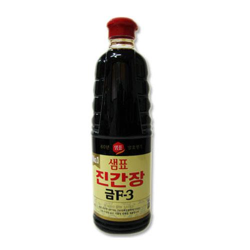 샘표 금F3 진간장 -930ml