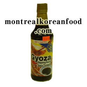 Gyoza Dipping sauce 296 ml-만두 소스
