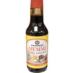 Kikkoman Memmi sauce 296ml [다용도 양념간장]