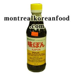 Mizukan Ajipon 355 ml
