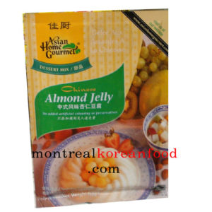AHG Almond Jelly 50g