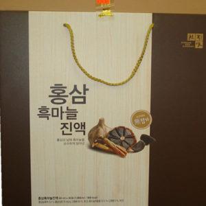 홍삼 흑마늘 진액 (60ml X 30포)