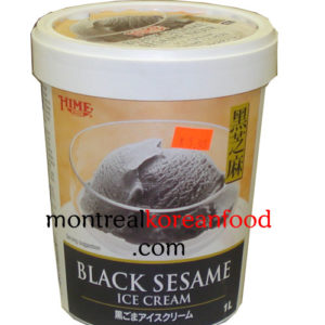 검정깨 아이스크림 1L