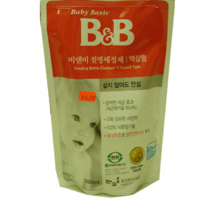B&B 젖병세정제/액상형 600ml