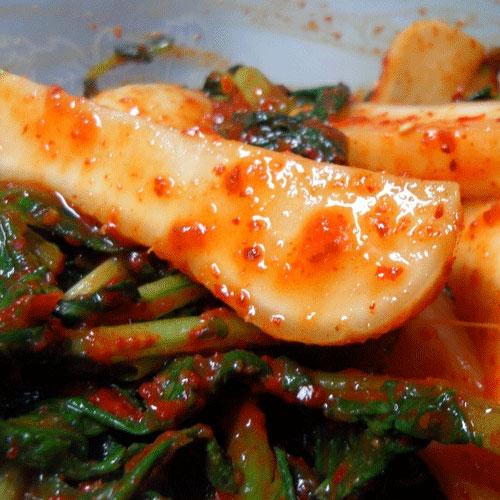 한국식품 총각김치 1.5kg