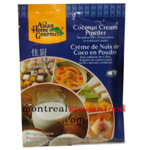 AHG Coconut cream powder 50g