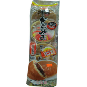 Dorayaki 6pcs Value pack(400g)