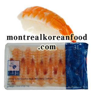 Sushi shrimp 3L [215g]