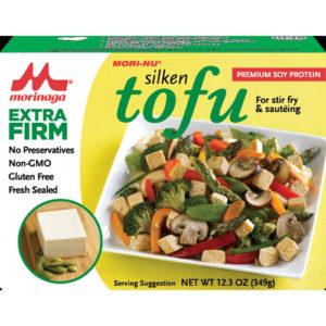Mori-Nu Silken Extra Firm(매우단단한) Tofu 349g(Long life tofu)