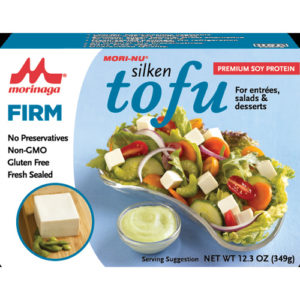 Mori-Nu Silken Firm(단단한) Tofu 349g(Long life tofu)