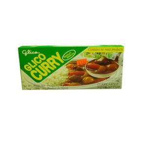 Glico-Curry medium 220g