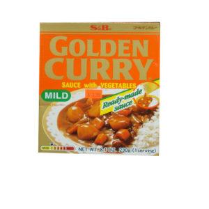 S&B-Golden Curry Mild 230g(3분카레)