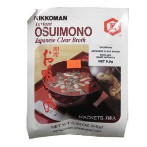Kikkoman Osuimono Clear Broth 9.6g