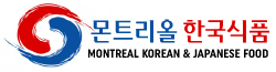 Montreal Korean and Japanese Food 몬트리얼 한국 식품