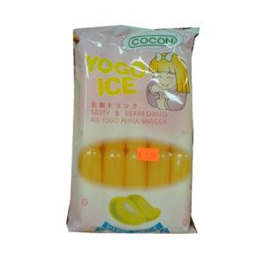 쭈쭈바 Yogo Ice 450ml [Mango] 10pcs (얼려서 드세요)