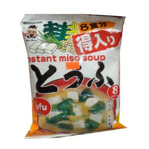 Shinsyu-ichi 미소국 8인분[Tofu] 176g