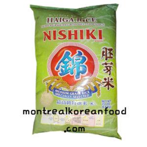 Nishiki 배아미(Haiga) 15파운드
