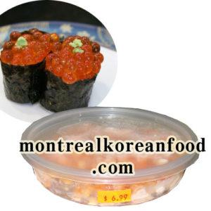 Salmon Caviar 100g [Repack]-연어알