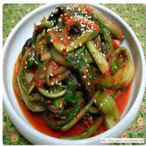 한국식품 풋배추 김치 1.5kg