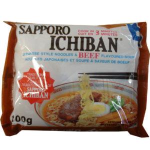 Saporo ichiban beef 5pack