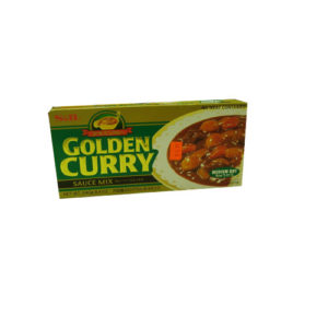 S&B Golden Curry Medium 240g