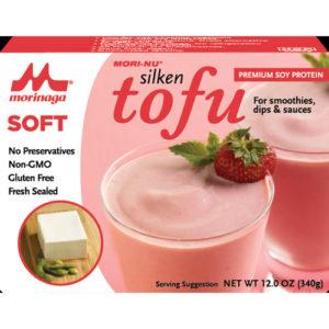 Mori-Nu Silken Soft(부드러운) Tofu 349g(Long life tofu)