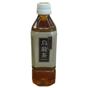 Suntory Oolong Tea (우롱티)500ml