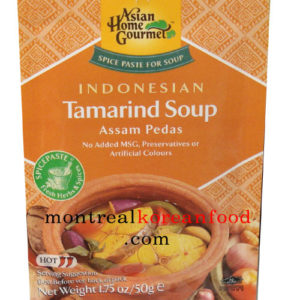 AHG Indonesian Tamarind soup 50g