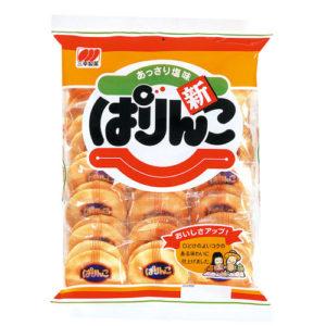 일본 쌀과자 Parinko 40pcs(162g)