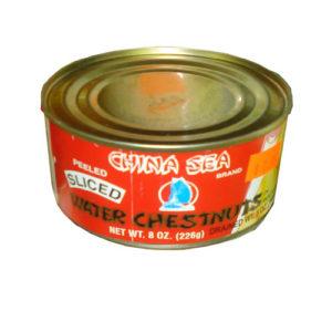 Water chestnut 226g Sliced