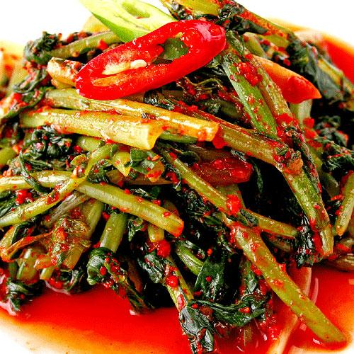한국식품 열무김치 1.5L