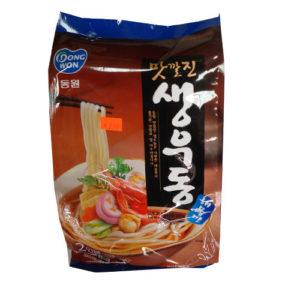 본고장 수타 생우동 해물맛 2인분