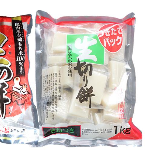 Sato no Mochi 1kg-일본 모찌(조리용)