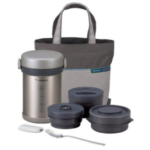 Mr.Bento stainless Lunch Jar SL-NCE09