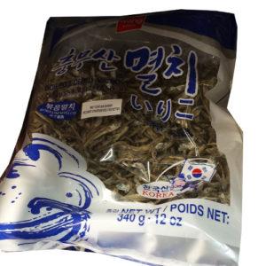 충무산 볶음멸치 340g