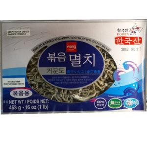 한국산 거문도 볶음 멸치 453g