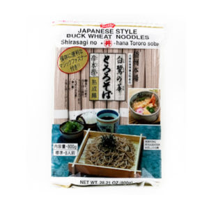 Shirasagi no hana Tororo soba 720g 8serving