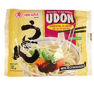 Chikara udong oriental flavor 198g1serve
