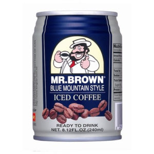 Mr.Brown Coffee (blue mountain)