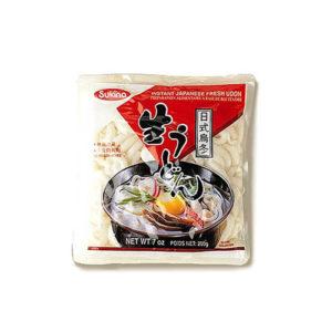 Sukina 나마 생우동 200g, 5팩-스프없는 면