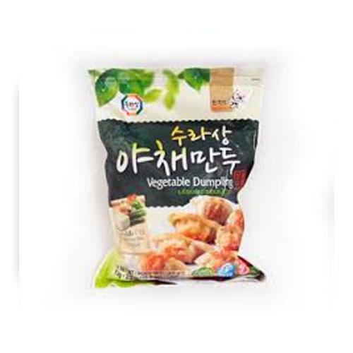 수라상 야채만두 1kg