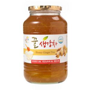 꽃샘 꿀 생강차 1kg