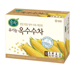 샘표 유기농 옥수수차 30티백