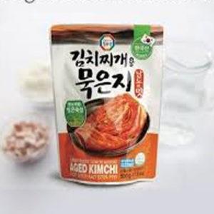 수라상 김치찌개용 묵은지 500g
