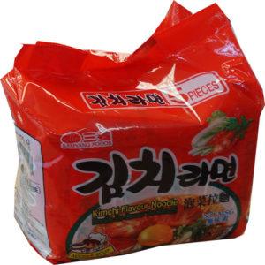 삼양 김치라면 5팩