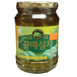 꿀 매실차 1kg